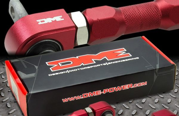 DME Adjustable Rear Camber Arms EP3 Civic Type R