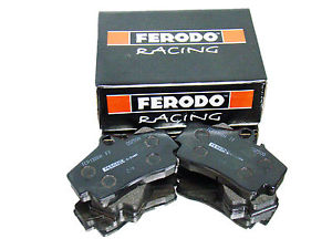 Ferodo DS2500 Honda Civic Type R EP3 Rear Track Pads