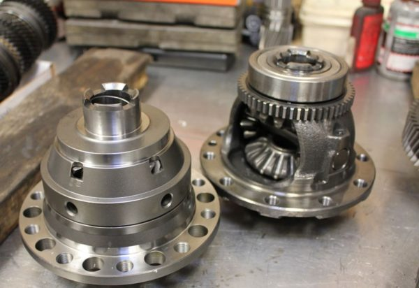 Mfactory LSD Helical Limited Slip Diff EP3 DC5 FN2 K20