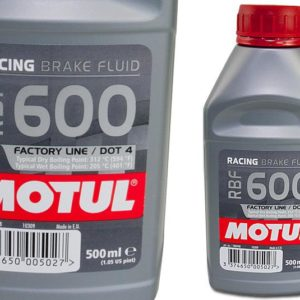 Motul RBF600 Performance Brake Fluid TRACK 500ml