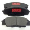 PBS Brake Pads - Civic Type R EP3 FN2 S2000 FRONT