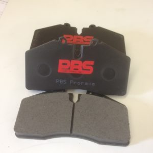 PBS Brake Pads - Integra Type R DC5 Brembo FRONT
