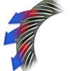 Racing Performance Brake Discs Civic Cup EP3 Type R R