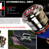Buddyclub Roll Centre Adjusters EP3 Civic Type R
