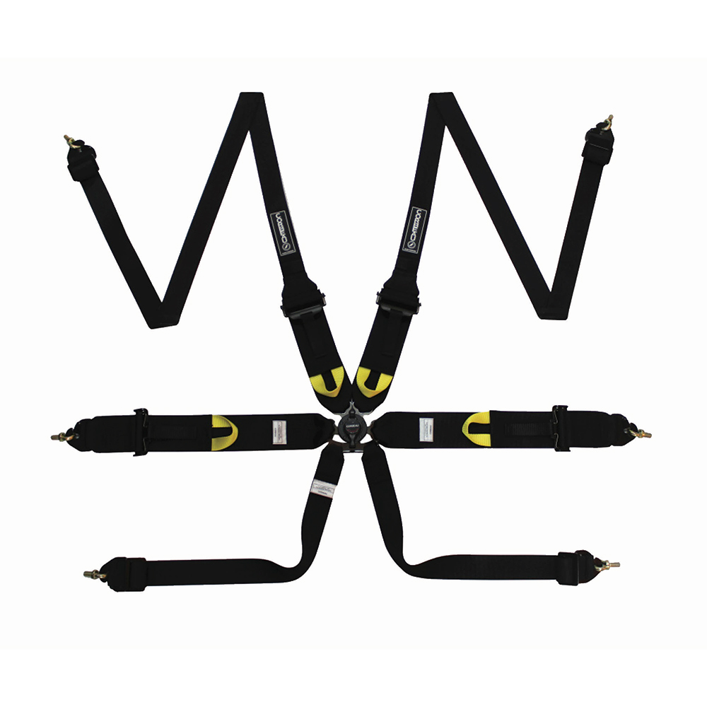 Diagram Corbeau Pro 6 Endurance Spec Harnesses